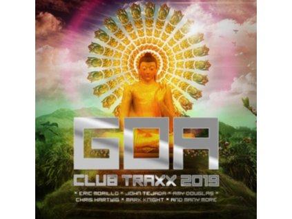 VARIOUS ARTISTS - Goa Club Traxx 2019 (CD)