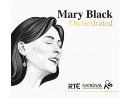 MARY BLACK - Mary Black Orchestrated (CD)