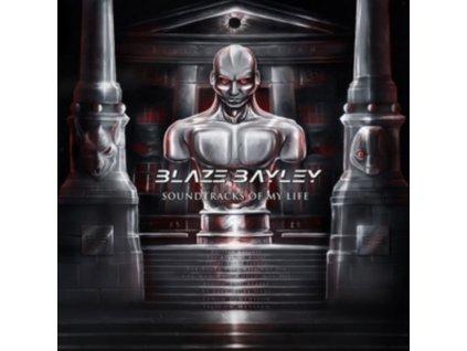BLAZE BAYLEY - Soundtracks Of My Life (CD)