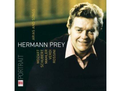 SIMONE KERMES - Hermann Prey - Arias And Songs (CD)