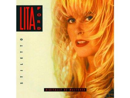 LITA FORD - Stiletto (CD)