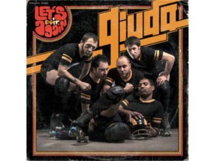 GIUDA - LetS Do It Again (CD)