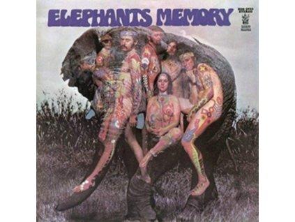 ELEPHANTS MEMORY - Elephants Memory (CD)