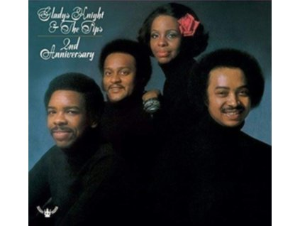 GLADYS KNIGHT & THE PIPS - 2nd Anniversary (CD)