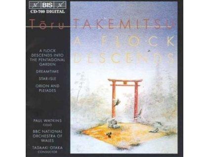 WELSH BCC NO / OTAKA - Takemitsu / A Flock Descends Into The... (CD)
