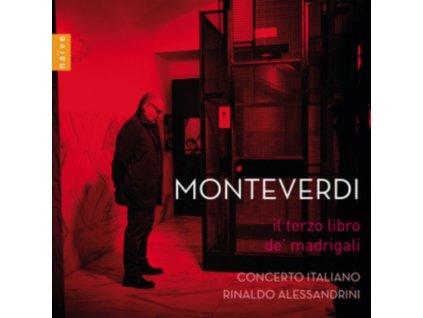 CONCERTO ITALIANO / RINALDO ALESSANDRINI - Il Terzo Libro De Madrigali (CD)