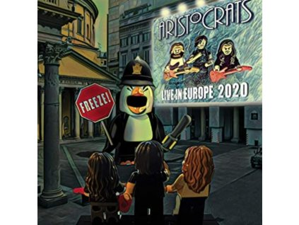 ARISTOCRATS - Freeze! Live In Europe 2020 (CD)