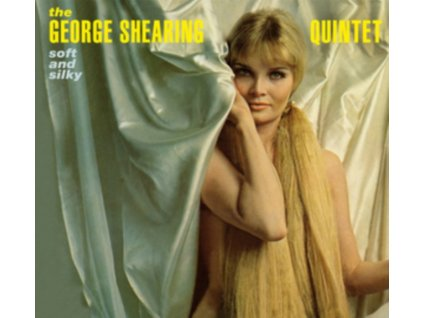 GEORGE SHEARING - Soft And Sily + Smooth And Swinging (+3 Bonus Tracks) (CD)