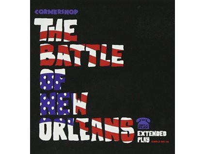 CORNERSHOP - The Battle Of New Orleans / Extended Play (CD Single)