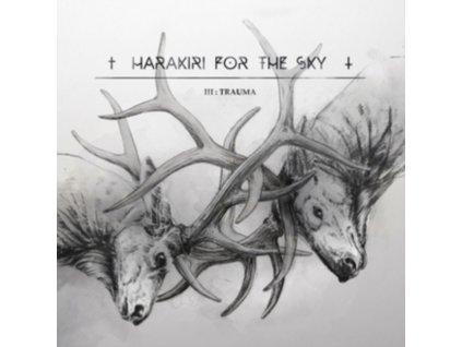 HARAKIRI FOR THE SKY - Iii - Trauma (CD)