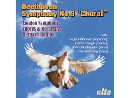 LONDON SYMPHONY ORCHESTRA & CHORUS / BERNARD HAITINK - Beethoven: Symphony No.9 In D Minor. Op.125 Choral (CD)