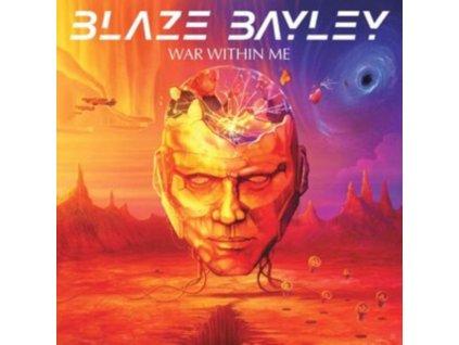 BLAZE BAYLEY - War Within Me (CD)