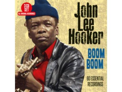 JOHN LEE HOOKER - Boom Boom - 60 Essential Recordings (CD)