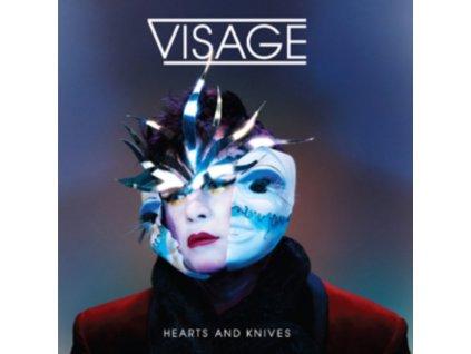 VISAGE - Hearts And Knives (CD)