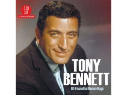 TONY BENNETT - 60 Essential Recordings (CD)
