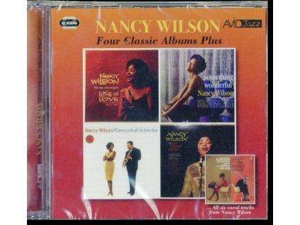 NANCY WILSON - Four Classic Albums Plus (CD)