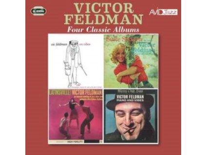 VICTOR FELDMAN - Four Classic Albums (CD)