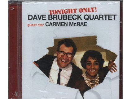 DAVE BRUBECK - Tonight Only! (CD)