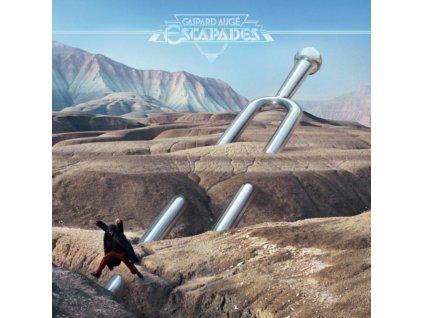 GASPARD AUGE - Escapades (CD)