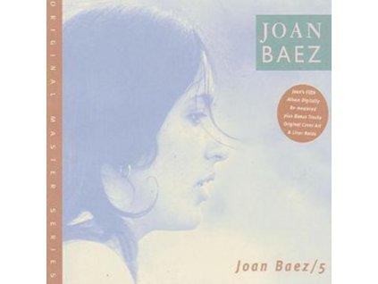 JOAN BAEZ - 5 (CD)