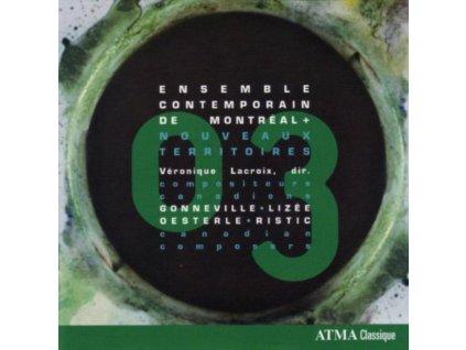 CONTEMPORAIN MONTREAL - Nouveaux Territoires (CD)