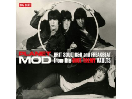 VARIOUS ARTISTS - Planet Mod: Brit Soul. R&B And Freakbeat From The Shel Talmy Vaults (CD)