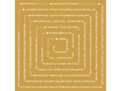 MARTIN BARTLETT - Ankle On: Electronic And Orchestral Works (CD)