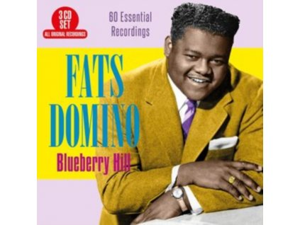 FATS DOMINO - Blueberry Hill - 60 Essential Recordings (CD)