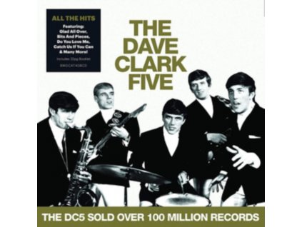 DAVE CLARK FIVE - All The Hits (CD)