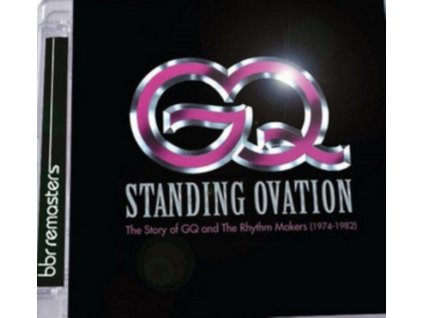 GQ - Standing Ovation The Story Of Gq And The Rhythm Makers (1974 1982) (CD)