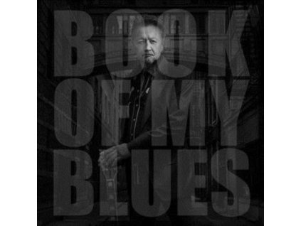 MARK COLLIE - Book Of My Blues (CD)