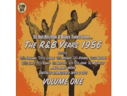 VARIOUS ARTISTS - The R&B Years 1956 - Vol 1 (CD)