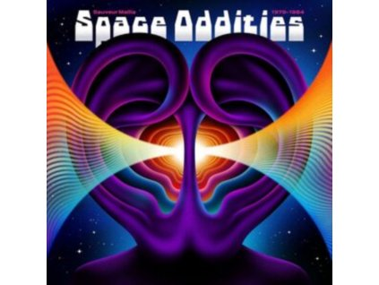 SAUVEUR MALLIA - Space Oddities 1979-1984 (CD)