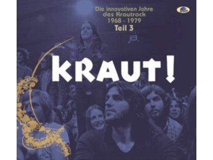 VARIOUS ARTISTS - Kraut! Die Innovativen Jahre Des Krautrock 1968-1979 (CD)