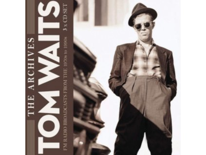 TOM WAITS - The Archives (CD)