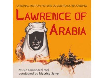 MAURICE JARRE - Lawrence Of Arabia - Original Soundtrack (CD)