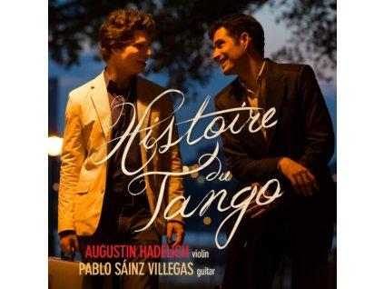 HADELICH/SAINZ VILLEGAS - Histoire Du Tango (CD)
