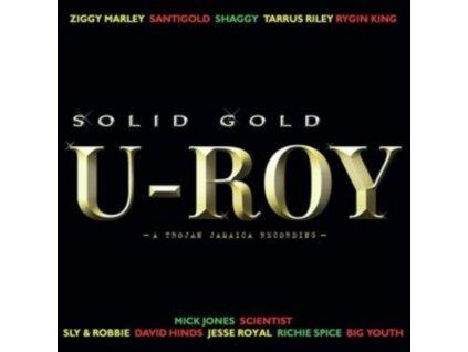 U-ROY - Solid Gold (CD)