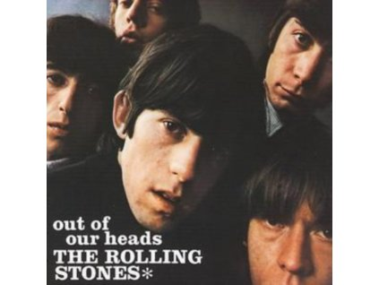 ROLLING STONES - Out Of Our Heads (CD)