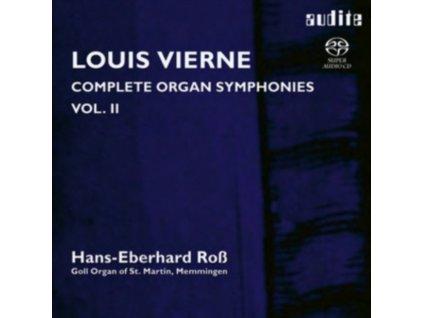 LOUIS VIERNE - Complete Organ Symphonies Vol. II (SACD)