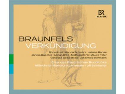 CHOR DES RUNDFUNKSSCHIRMER - Braunfelsverkuendigung (CD)