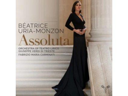 ORCHESTRA DELLA FONDAZIONE TEATRO LIRICO GIUSEPPE VERDI DI TRIESTE / FABRIZIO CARMINATI / BEATRICE URIA MONZON - Assoluta (CD)
