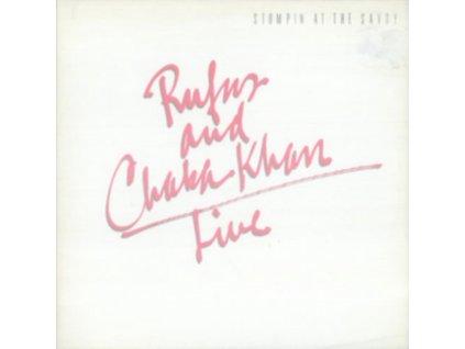 RUFUS AND CHAKA KHAN - Live: Stompin At The Savoy (CD)