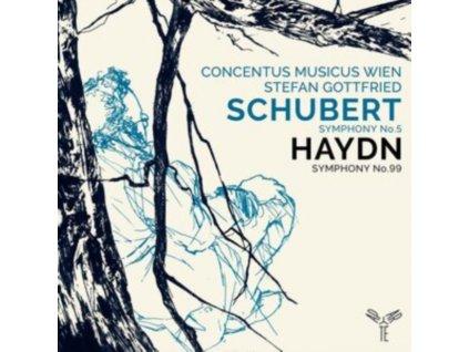 CONCENTUS MUSICUS WIEN / STEFAN GOTTFRIED - Schubert. Haydn (CD)