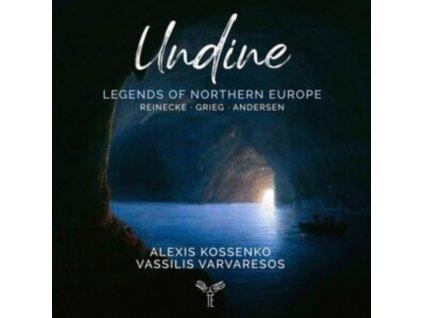 ALEXIS KOSSENKO / VASSILIS VARVARESOS - Undine: Legends Of Northern Europe (CD)