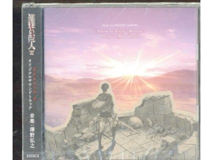 VARIOUS ARTISTS - Attack On Titan: Season 2 - Original Soundtrack (CD)