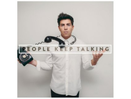 HOODIE ALLEN - People Keep Talking (CD)