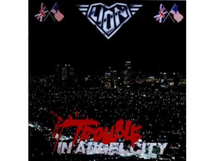 LION - Trouble In Angel City (CD)