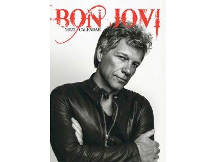 bon jovi a3 kalendář 2022