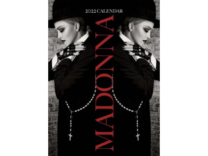 madonna a3 kalendář 2022